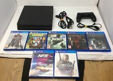 Sony Playstation 4 Slim 1TB Console Bundle With 7 Games