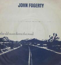 "John Fogerty(7"" Vinyl)The Old Man Down The Road-Warner Bros-W91810-UK-1-VG/NM"
