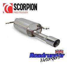 Scorpion Fiesta ST-Line 1.0T MK8 Rear Silencer Exhaust Back Box Polish SFDB088