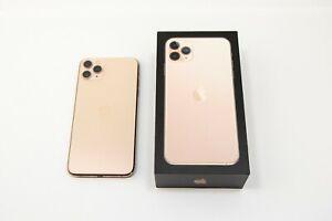 Apple iPhone 11 Pro Max - 256GB - Gold - Unlocked