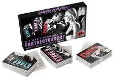 Partnertausch Kartenspiel Erotik Party Sexspiele Swinger Sex Spaß Erotikspiel