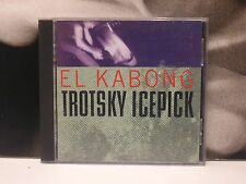 TROTSKY ICEPICK - EL CABONG CD EXCELLENT 1989 SST
