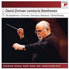 Beethoven / David Zi - David Zinman Conducts Beethoven [New CD] Boxed Set