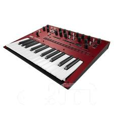 Korg Monologue : Red : Analog Synth : NEW : [DETROIT MODULAR]