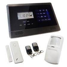 Kabellos Alarmanlage GSM Touchscreen Einbrecher Haus Sentry Pro Lösung 1