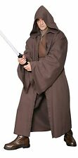 Dark Brown JEDI ROBE Only -  Excellent Quality Star Wars Costume Cloak from USA