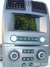 BA BF FORD GT F6 FPV XR6 XR8 XT Territory SY SX 6 cd radio ICC takes sat nav