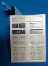 Hp Plug In Front Panel Main Time, Delayed Time , Sweep & Trigger Functions