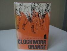 A Clockwork Orange ~ ANTHONY BURGESS ~ First US Edition ~ 1st Printing ~ 1963