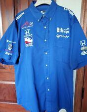 Indy Racing Pit Crew Shirt XLarge 2007