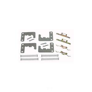 Disc Brake Hardware Kit Front,Rear Carlson 13114