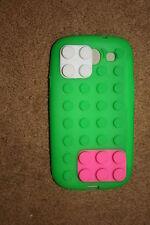SAMSUNG GALAXY S3 LEGO BLOCKS/ GAMEBOY SOFT SILICONE CASE