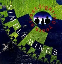 SIMPLE MINDS street fighting years (CD album) pop rock, synth pop