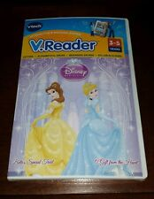 Disney Princess Belle's Special Treat & A Gift from the Heart for V.Reader Vtech