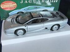 Jaguar XJ220 1:24 Scale Matchbox Masterclass - Silver BOXED