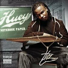 HUEY - Notebook Paper [PA](CD 2007) *NEW* USA Southern Hardcore Rap Explicit