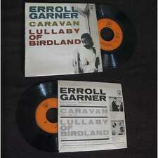 ERROLL GARNER - Caravan Rare French EP Jazz Be Bop BIEM