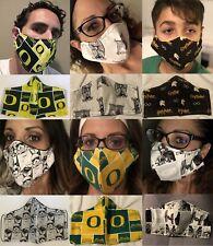 Washable Cotton - Adult or Kids - Handmade Designer Face Mask w FILTER POCKET