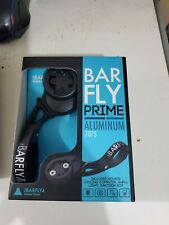 NEW The Bar Fly Prime Aluminum. Handlebar Mount For Smaller Computers.