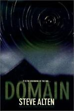 The Domain Trilogy: Domain 1 by Steve Alten (2001, Hardcover, Revised)