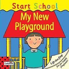 New, My New Playground (Start School), Zucker, Jonny, Book