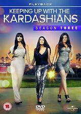 Keeping Up with the Kardashians Season 3 [DVD] *NEU*