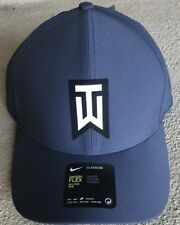 Nike Tiger Wood's TW Aerobill Classic 99 Fitted Golf Hat. M/L. Thunder Blue