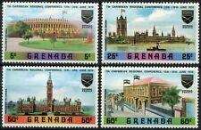 Grenada 1970 SG#386-9 Commonwealth Parliamentary Association MH Set #D87736