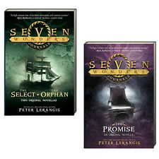 Seven Wonders Journals: Select & Orphan, Promise by Peter Lerangis (2 Paperback)