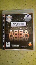 Juego Sony PlayStation 3 PS3 Singstar ABBA