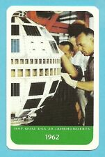 Telstar Communications Satellite Cool Collector Card from Europe