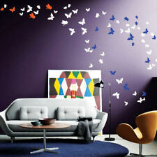 Hallway Butterfly Wall Stickers with Window