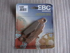 EBC SINTERED BRAKE PADS FA258R FRONT KAWASAKI KX80 KX85 KX100 KL250 KLX250 97-19