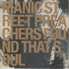 Manic Street Preachers CD-SINGLE FOUND THAT SOUL ( PROMO)