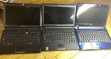 Lot Of 3 Laptops 2 Lenovo's S10e And 1 Acer Aspire One