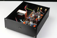 Finished Hi end 12AX7 Tube MM RIAA Turntables Phono amplifier base on Marantz 7