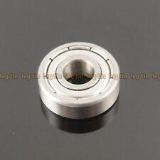 [1pc] S607zz 7x19x6 mm S607 Stainless Steel 440c Ball Bearing Bearings