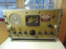 Scott SLRM WW2 Navy Shipboard Radio Receiver