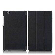 """Custodia smart cover lettura scrittura per Huawei MediaPad T3 7"""" 3G BG2-U01 NERA"""