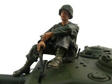 1/16 Radio Control TANK AMERICAN SOLDIER FIGURE Full Body PAINTED Finished 2002