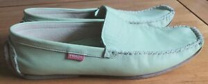 Ladies Prada Loafers/driving Shoes Size 4