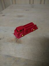 Lido Vintage Plastic Firetruck Toy.
