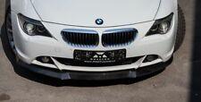 Front SE Bumper lip high kick wing spoiler For SE BMW E63 E64 PRE LCI