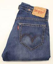 Levis 902 Mens Blue  Loose  Jeans  W32 L30 (30769)