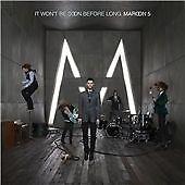 Maroon 5 - It Won't Be Soon Before Long (Parental Advisory, 2008 CD)
