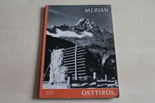 156181) Osttirol - Merian 11/1962