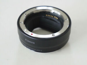 Canon Mount Lens Adapter EF-EOS R - R5 and R6