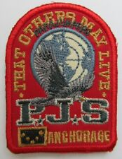 PARAJUMPERS PJS AUTHENTIC JACKET REPLACEMENT PATCH SMALL SIZE EX-DISPLAY NEW!