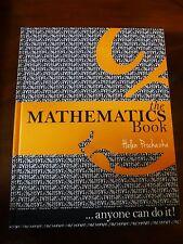 THE MATHEMATICS BOOK Anyone can do it Helen Prochazka how-to maths NEW