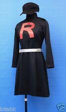 Pokemon Team Rocket Female  Cosplay Costume Custom Made  < Lotahk >